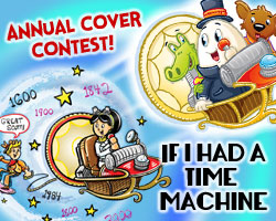 Enter the Cover Contest